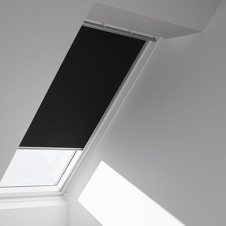 velux blinds for blackout. Black Bedroom Furniture Sets. Home Design Ideas
