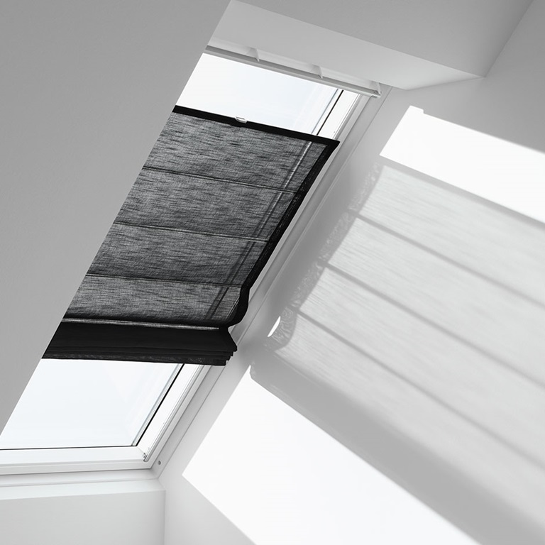 Velux blinds and shutters Velux skylight shade